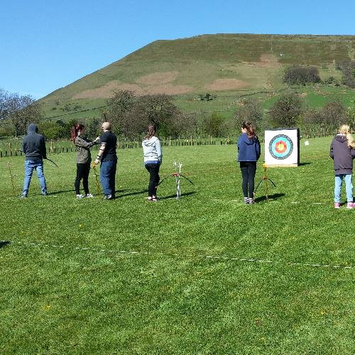 Archery, either indoors or out, is an ideal activity for groups of mixed  ability. For more general archery information visit the Archery GB website.
