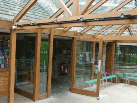 Shop in the Conservatory